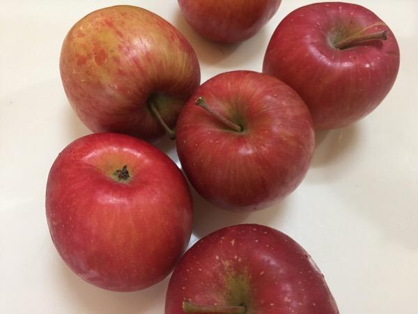 りんごのおいしい季節になりました!りんごは医者いらず〜季節を味わう