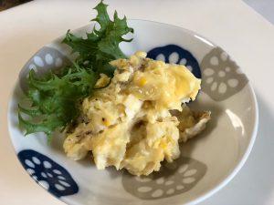 ホットクックでのポテトサラダは、茹で卵と粉ふきいもが一つの鍋で同時にできる!〜調理概念が変わる逸品